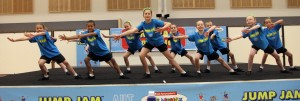 Strictly JUMP JAM - Clearview School 2013